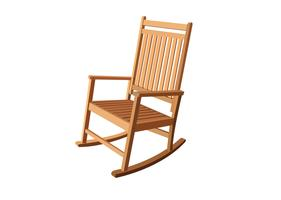 3d Rocking chair
