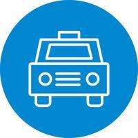 Vector Taxi Icon