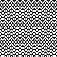 Seamless Pattern med Triangle Wave Lines