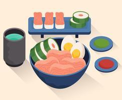 La nourriture saine