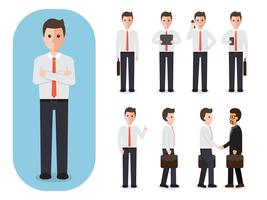 People characters vector