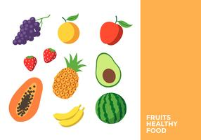 Fruits Healthy Food
