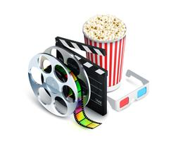 Kinokonzept realistisch