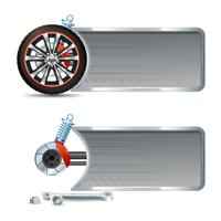 race-banner set