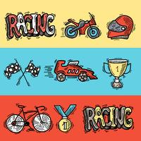 Racing Banner eingestellt