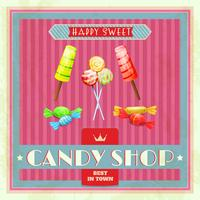 Sweet Shop-poster