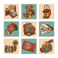 camera pictogramserie