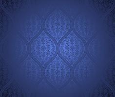 Seamless moroccan pattern background vector