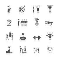 icône du sport des entraîneurs
