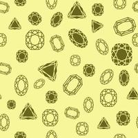 Diamonds pattern