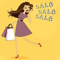 Fasion Verkauf Mädchen