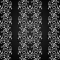 Verticaal grijs naadloos patroon