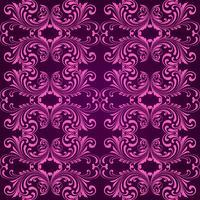 Fond ornement vertical violet