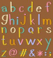 alfabetten