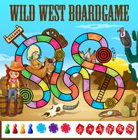 Board game vector