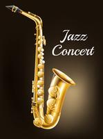 Un saxophone