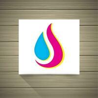 Logo de cmyk