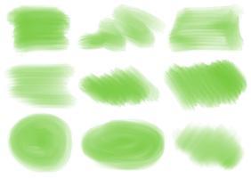 Gröna texturer och mönster