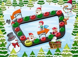 Ett julbordspelspel