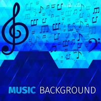 Muziek abstracte achtergrond