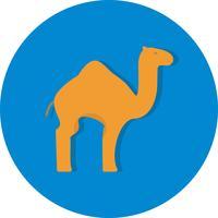 Vector Camel Icon