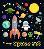 Space elements set