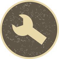 Vector configureren pictogram