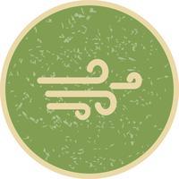 Wind-Vektor-Symbol