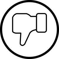 Abneigung gegen Vektor-Symbol