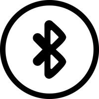 Bluetooth-vectorpictogram