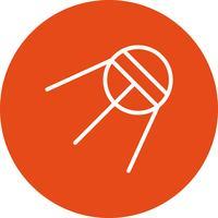 Spoutnik Vector Icon