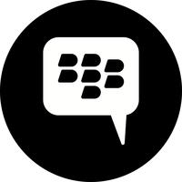 Blackberry Vector Icon