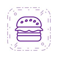 Vector Hamburger Icon