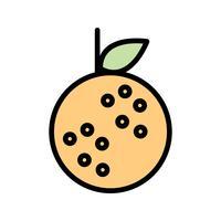 Vektor Orange Icon