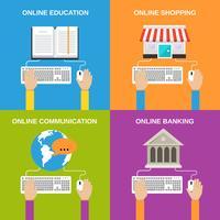 Online serviceconcepten