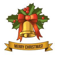 Weihnachtsglocke-Symbol