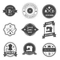 Label naaimachines