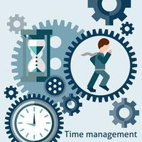 Time management koncept
