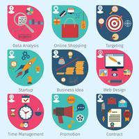 Web concepts set