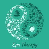 Spa therapie concept