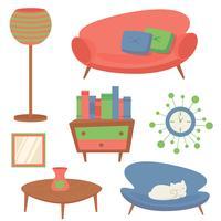 Elementos de diseño de interiores