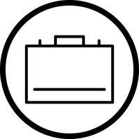 Vector werkmap pictogram