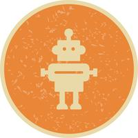 Robot Vector Icon