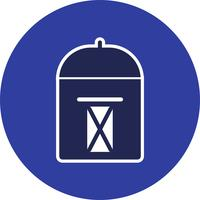 Vector Postbox Ikon