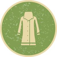 Rain Coat Vector Icon