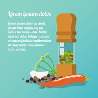 Affiche du moulin à poivre