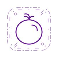Vector Tomat Icon