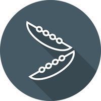 Vector bonen pictogram