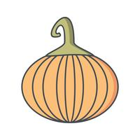Vektor Pumpkin Icon