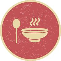 Vector Soup Icon
